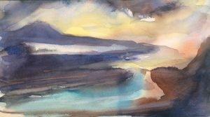 On Achill Sound